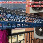 Nhà chú Thành phòng 0608 tòa nhà 71 Nguyễn Chí Thanh