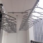 Lắp đặt giàn phơi thông minh bộ 368 phòng 16a12 R5B Royal City