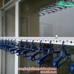 Giàn phơi thông minh nhà chị Nga P1806 Chung cư CT2 – Dream Town – Coma6