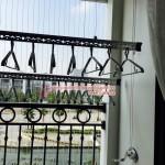 Giàn phơi thông minh – Giải pháp tiết kiệm diện tích cho nhà chung cư