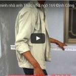Video lắp giàn phơi thông minh nhà anh Thức 2/169 Đinh Công Thượng