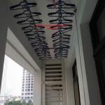 Lắp giàn phơi thông minh nhà anh Hà phòng 309 Tòa R2A Royal City