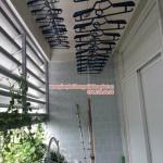 Lắp giàn phơi thông minh nhà anh Tiến P801 Tòa nhà An Lạc, Khu đô thị Mỹ Đình 1