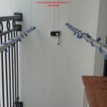 Lắp giàn phơi thông minh nhà chị Phương phòng 1510 tòa T4 Times City