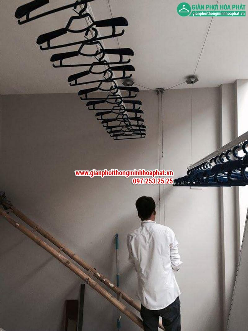 Giàn phơi thông minh nhà số 4- LK4, kđt TC5 Tân Triều, Hà Nội 11