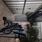 Nhà chị Thanh lắp giàn phơi B4 TT4 khu nhà ở Quốc Hội 258 Lương Thế Vinh