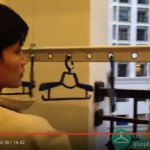Video lắp giàn phơi nhà anh Mạnh P522 tòa R3A Royal City