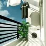 Giàn phơi thông minh – giải pháp tuyệt vời cho không gian chung cư mini