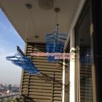 Nhà phân phối giàn phơi thông minh chính hãng Hòa Phát tại Hà Nội