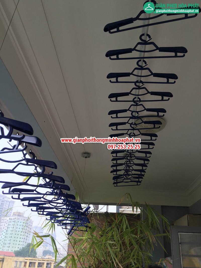 Lắp đặt Giàn phơi thông minh tại Hà Nội