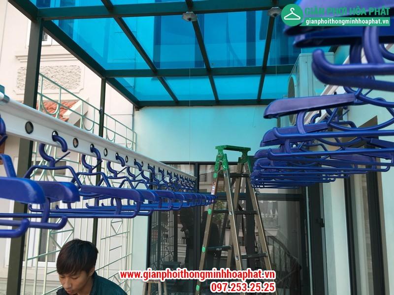 Nhà C.Hằng lắp giàn phơi số 17 No3B Sài Đồng, Long Biên - Tầng 02 - 03