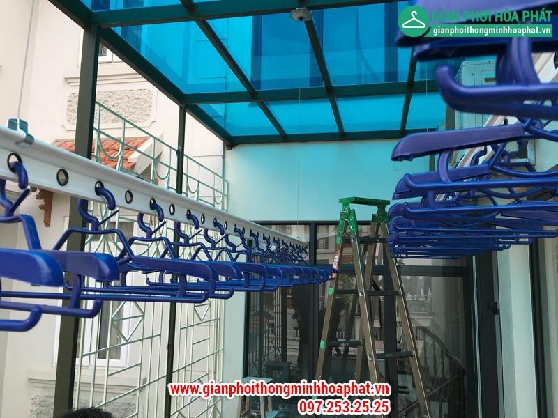 Nhà C.Hằng lắp giàn phơi số 17 No3B Sài Đồng, Long Biên - Tầng 02 - 04