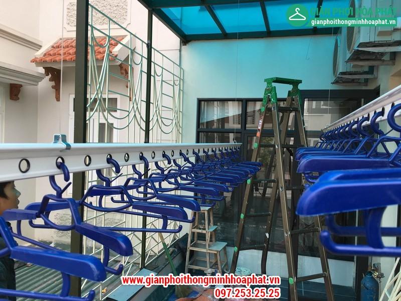 Nhà C.Hằng lắp giàn phơi số 17 No3B Sài Đồng, Long Biên - Tầng 02 - 05
