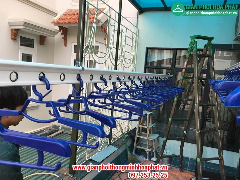Nhà C.Hằng lắp giàn phơi số 17 No3B Sài Đồng, Long Biên - Tầng 02 - 07