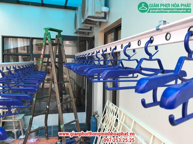 Nhà C.Hằng lắp giàn phơi số 17 No3B Sài Đồng, Long Biên - Tầng 02 - 09