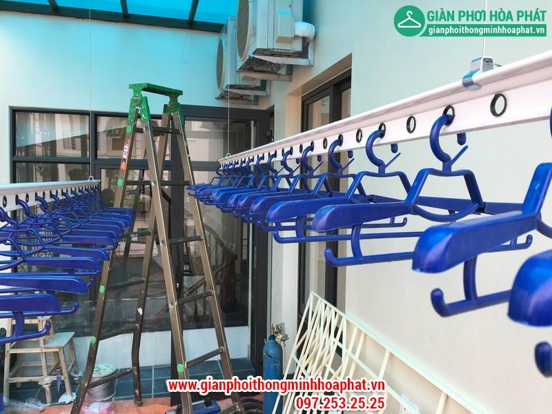 Nhà C.Hằng lắp giàn phơi số 17 No3B Sài Đồng, Long Biên - Tầng 02 - 10
