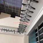 Lắp giàn phơi thông minh tại nhà chị An số 42 ngõ 192 Lê Trọng Tấn