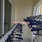 Lắp giàn phơi thông minh nhà A. Long P1402 tòa CT8 Dương Nội Hà Đông