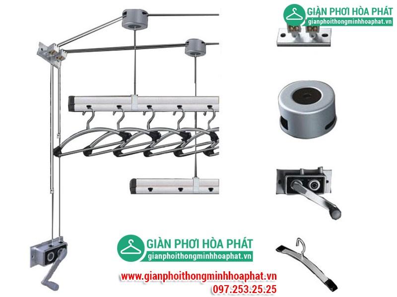 Gianphoithongminhhoaphat.vn chính là địa chỉ cung cấp giàn phơi thông minh inox hàng đầu Việt Nam.