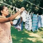 Giàn phơi thông minh mách mẹ bí quyết để quần áo con nhanh khô hơn