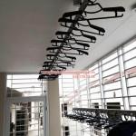 Lắp đặt giàn phơi thông minh cho ban công rộng 1m