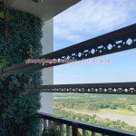 Lắp giàn phơi Hòa Phát tại Ecopark nhà anh Bình, phòng 206, tòa C3
