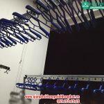 Lắp giàn phơi thông minh nhà cô Hà, P712, Tòa T1, Chung cư Euroland, Hà Đông, Hà Nội