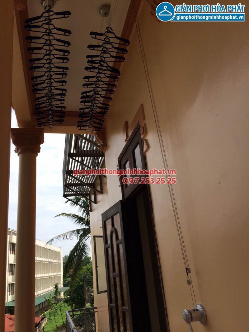 Giàn phơi nhà anh Lê, 292 Lam Sơn, TP. Vĩnh Yên, Vĩnh Phúc 01