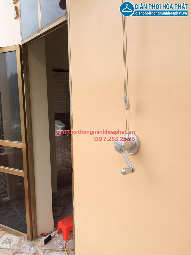 Giàn phơi nhà anh Lê, 292 Lam Sơn, TP. Vĩnh Yên, Vĩnh Phúc 02