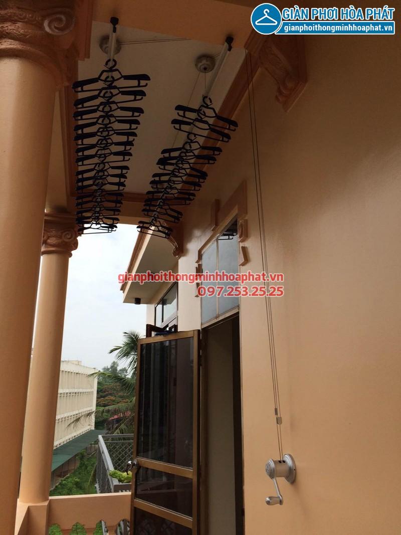 Giàn phơi nhà anh Lê, 292 Lam Sơn, TP. Vĩnh Yên, Vĩnh Phúc 03