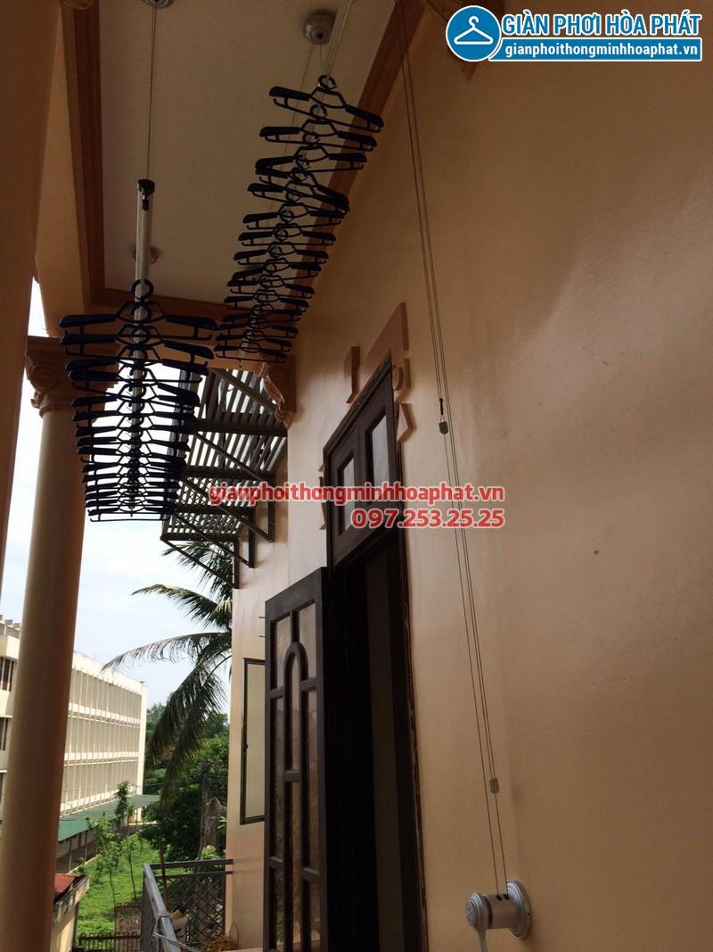 Giàn phơi nhà anh Lê, 292 Lam Sơn, TP. Vĩnh Yên, Vĩnh Phúc 05