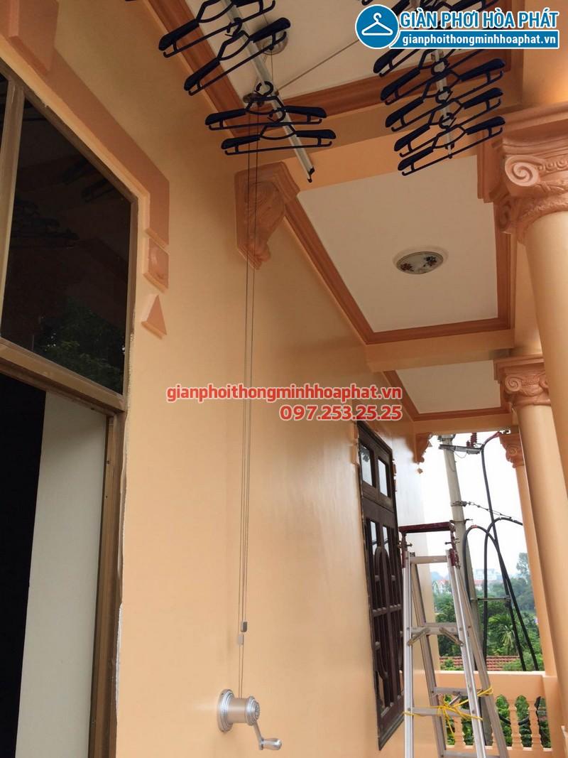Giàn phơi nhà anh Lê, 292 Lam Sơn, TP. Vĩnh Yên, Vĩnh Phúc 06