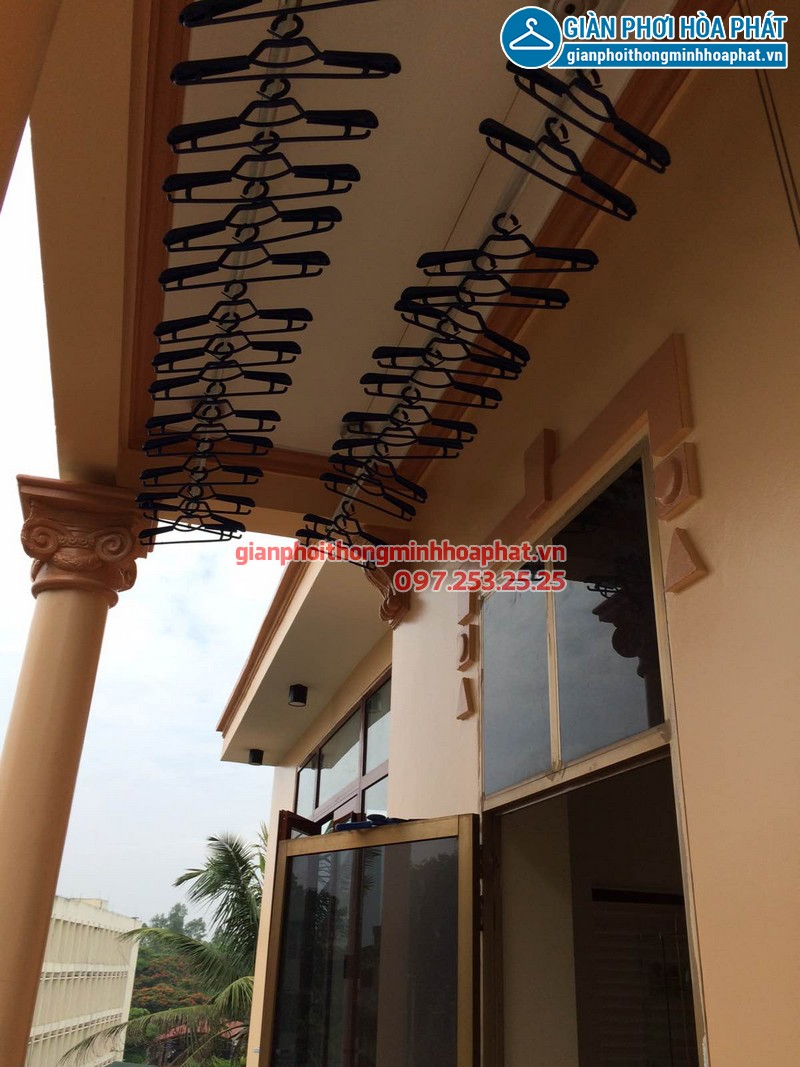 Giàn phơi nhà anh Lê, 292 Lam Sơn, TP. Vĩnh Yên, Vĩnh Phúc 07