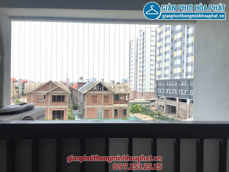 Giàn phơi thông minh nhà chị Hạnh, p5A09 Rice City, Tây Nam Linh Đàm 06