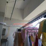Sửa thay dây cáp giàn phơi thông minh nhà chị Kim Anh P2132 VP5 Linh Đàm