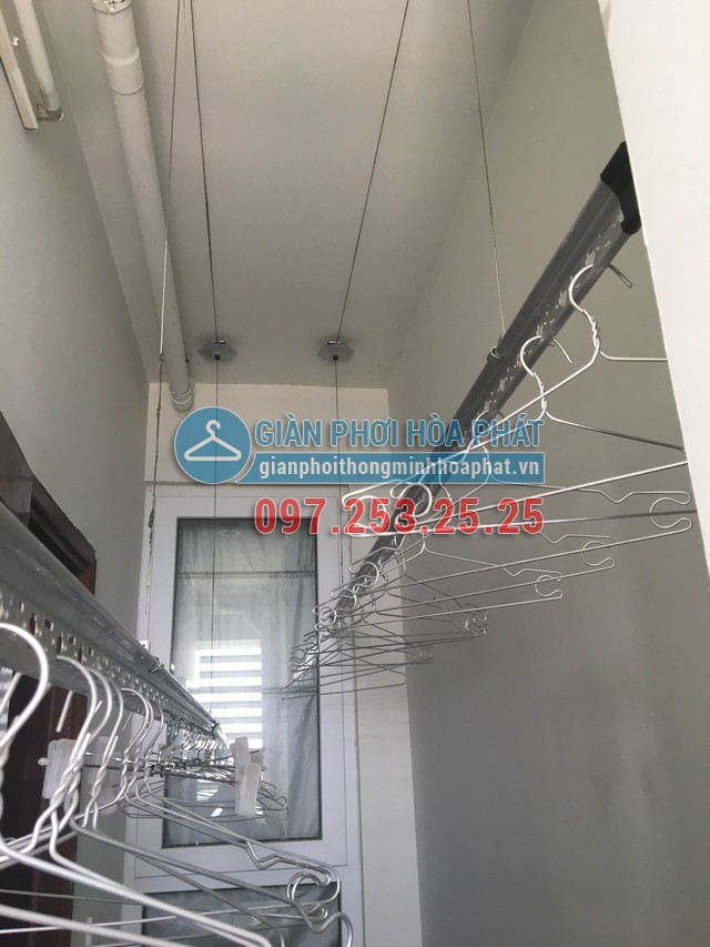 Sửa giàn phơi quần áo p2301 CT1 CC Dream Town Tây Mỗ, Nam Từ Liêm