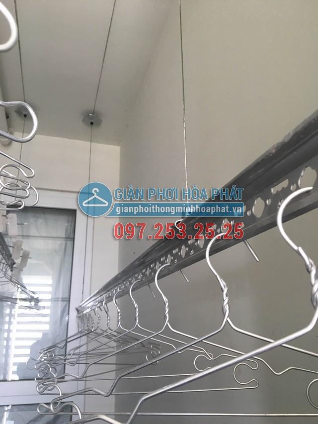 Sửa giàn phơi quần áo p2301 CT1 CC Dream Town Tây Mỗ, Nam Từ Liêm 06