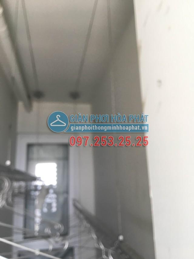 Sửa giàn phơi quần áo p2301 CT1 CC Dream Town Tây Mỗ, Nam Từ Liêm 08