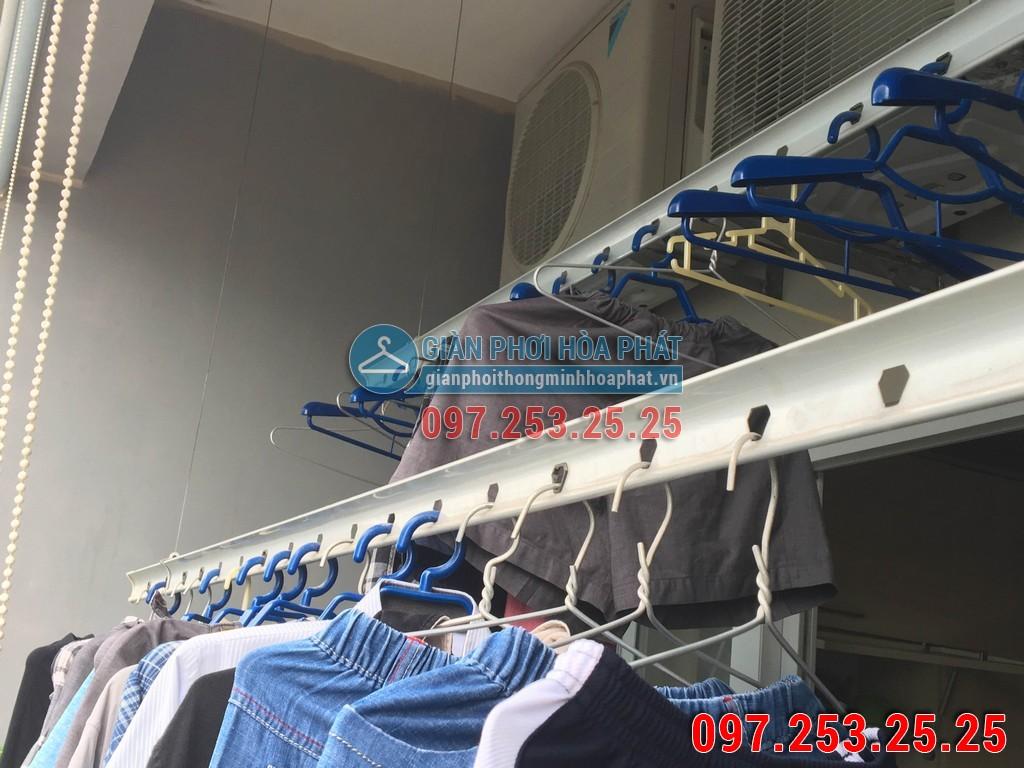 Sửa thay dây cáp giàn phơi thông minh cho nhà chị Hà p2106 24T Hapulico 85 Vũ Trọng Phụng 06