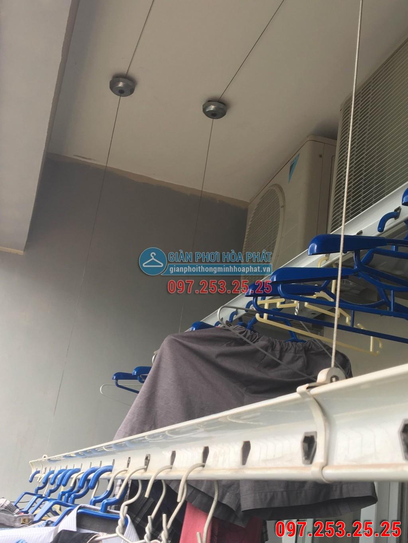 Sửa thay dây cáp giàn phơi thông minh cho nhà chị Hà p2106 24T Hapulico 85 Vũ Trọng Phụng 08