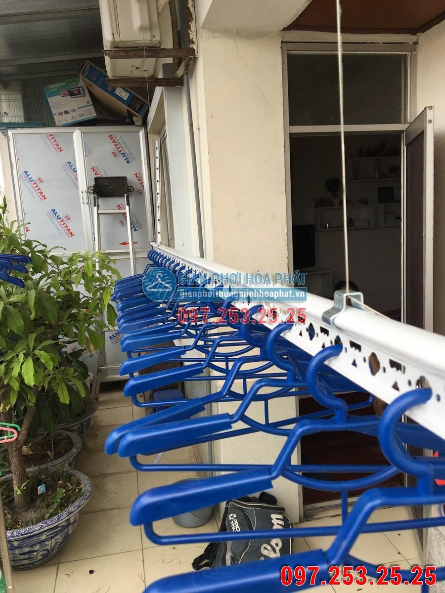 Giàn phơi thông minh Hòa Phát 262 Nguyễn Huy Tưởng 07