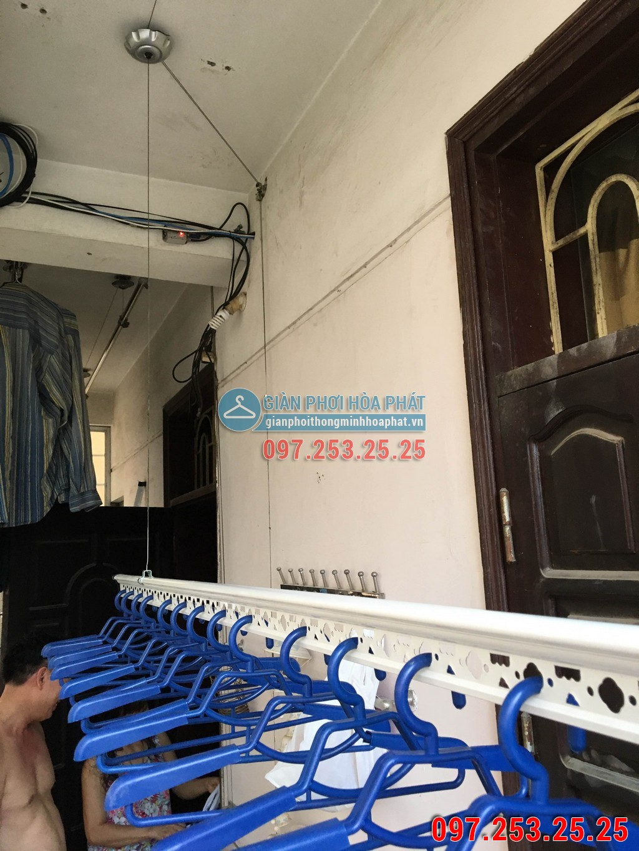 Lắp giàn phơi thông minh p210 nhà N5 khu TT 212 Tân Xuân, Xuân Đỉnh, Từ Liêm 06