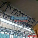 Lắp giàn phơi nhà anh Trung Chung Cư Vinh Plaza Ngã Tư Ga, Tp.Vinh, Nghệ An