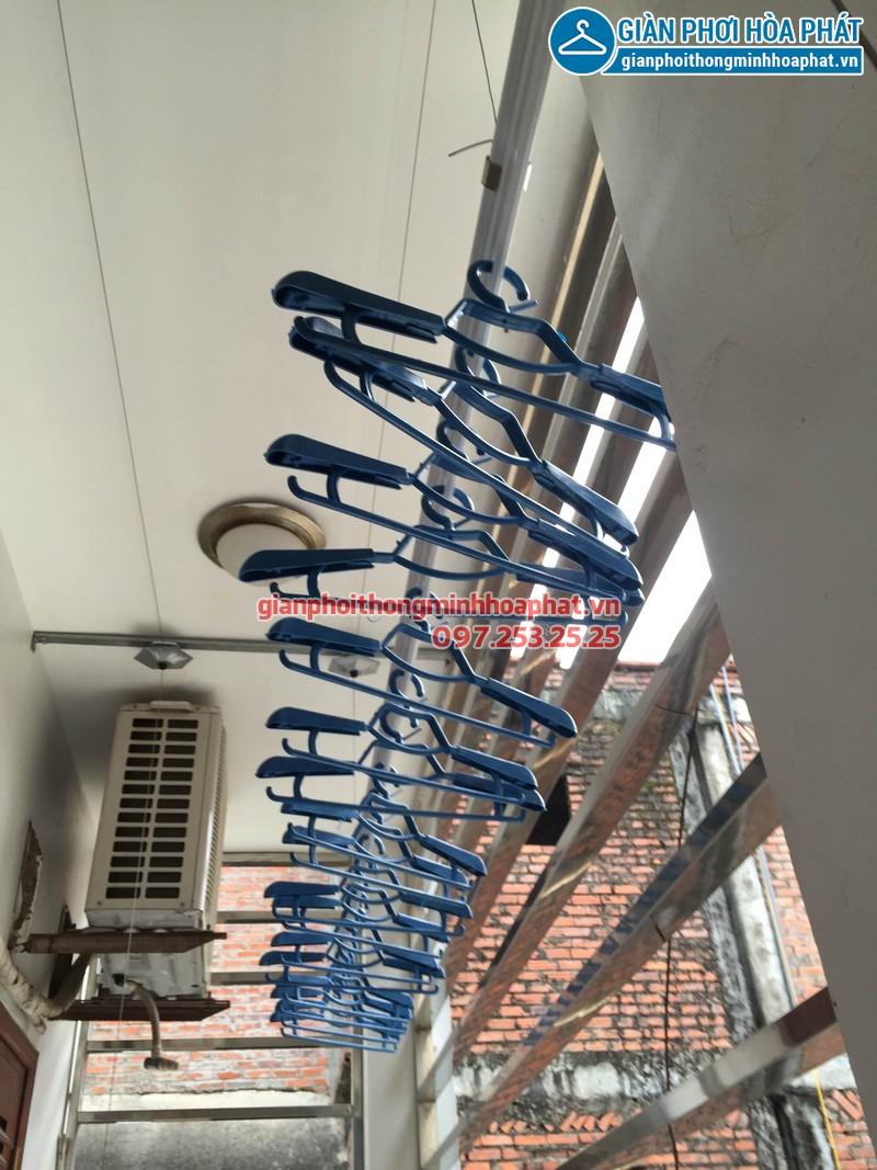 Lắp giàn phơi thông minh đường Nguyễn Xiển 07