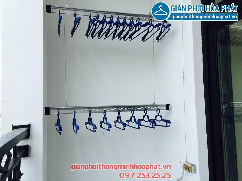 Lắp giàn phơi thông minh quận Thanh Xuân 04