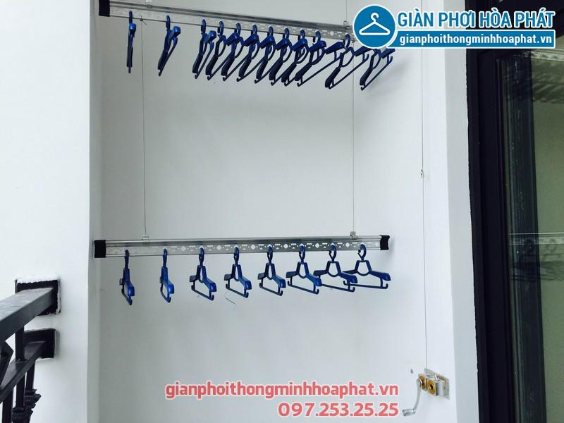 Lắp giàn phơi thông minh quận Thanh Xuân 05