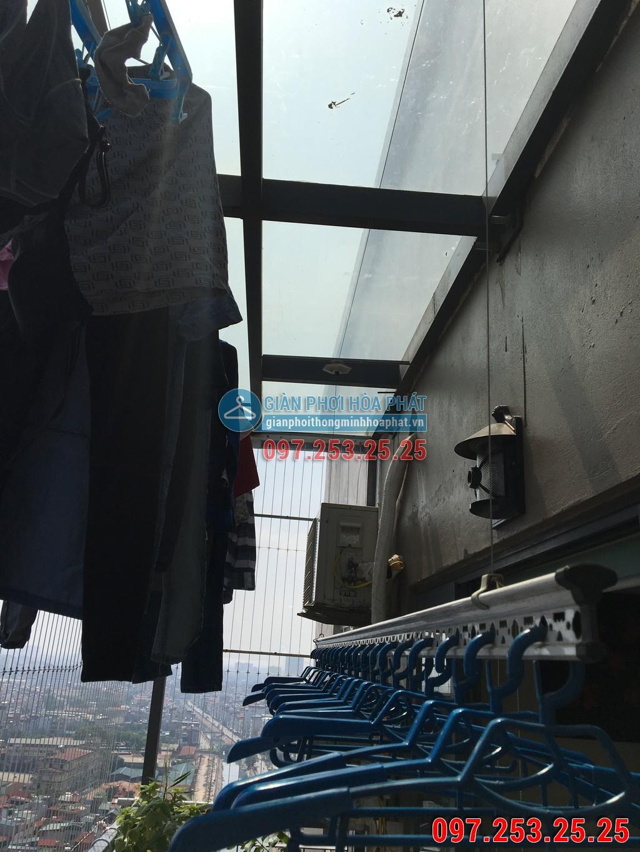 Giàn phơi thông minh P1902 tòa HH2 chung cư MecoComplex 01