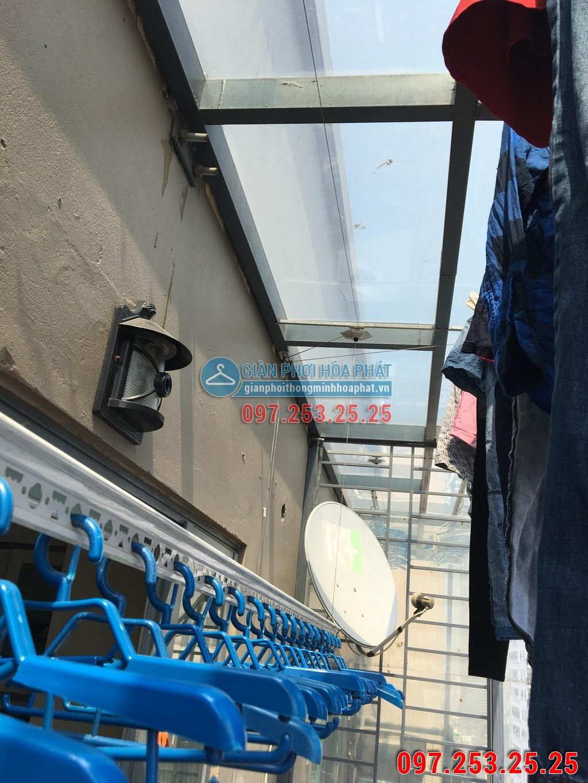 Giàn phơi thông minh P1902 tòa HH2 chung cư MecoComplex 02