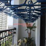 Nhà chị Hoa Park Hill lắp giàn phơi thông minh phòng 1112 tòa Park 3