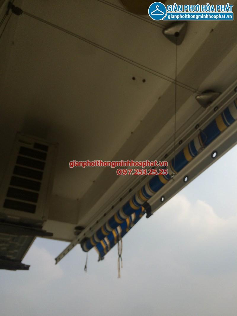 Sửa thay dây cáp giàn phơi thông minh Hà Nội 16
